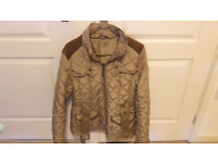 BARBOUR STYLE LADIES QUILTED JACKET