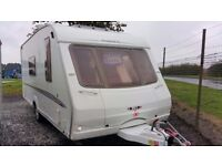 Swift Challenger 520 - 4 Berth Touring Caravan