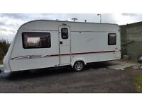 Elddis Avante 2004 4 berth, fixed double bed Motor Mover £4500 now reduced.