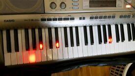 Casio LK270 keyboard