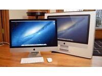 27' Apple iMac Quad Core i5 2.66Ghz 8gb Ram 1TB HDD Nexus Omnisphere 2 Logic Pro X Reason Ableton 9