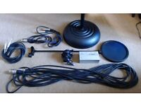 Microphone and recording accessories