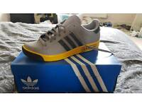 Adidas Forest Hills Trainers Size 10