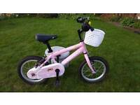 Ridgeback Honey MX14 inch girls bike