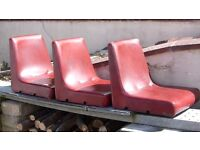 Boat seats 3