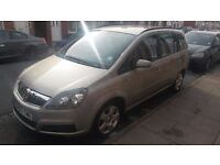 2 owner zafira b or p/x for corsa 2008+