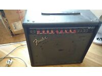 Fender m80 guitar amp with spring reverb