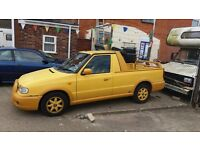 Skoda FeliCa fun diesel pick up truck caddy 4 seater