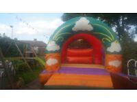 Bouncy castle needs tlc
