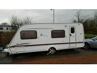 Swift Lifestyle 570 6 Berth Caravan 2005