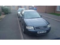 Audi a6 avant 130 sport. swap mx bike