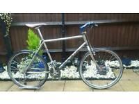 Mens Marin afterburner mountain bike