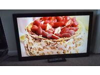 """TV LCD Samsung 40"""" (no stand) - delivery possible"""
