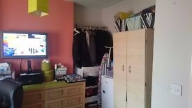 2 Weeks Deposit.Big Double/Twin room.Shower/Toilet shared with 1 room only.Acton Central.All incl