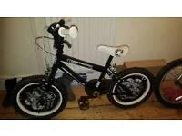 Child's star wars bike