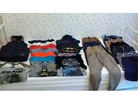 Large Bundle of BOYS Clothes Age 6yrs ***Great Bundle Like NEW***