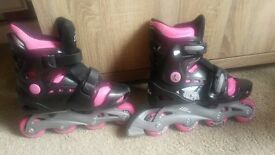 No Fear Girls Roller Skates