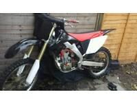 HONDA CRF250.. SWAPS