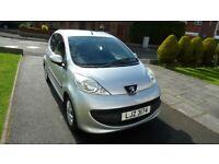 Peugeot, 107 Urban, Hatchback, 2006, Manual, 998 (cc), 3 doors