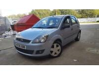 2006 Ford Fiesta Zetec Climate 1.4 TDCi 5dr Hatch * DIESEL * £30 TAX A YEAR * LONG MOT * 2 OWNERS *