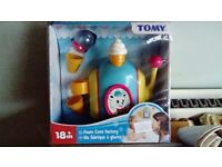 TOMY BATH TOY new/boxed/unopened