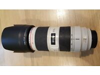 Canon 70-200mm f/2.8 EF L IS II USM Photography lens very sharp copy MINT £1400 (£1680 NEW) DEAL