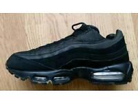 Nike Air Max 95 black/grey/blue .. UK 8.5