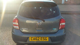 Cute Nissan Micra - Micra - 62 Plate - Low miles - Economical
