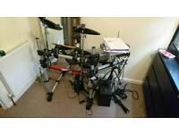 Yamaha DTexpress 3 electronic drum kit
