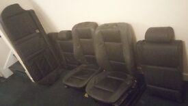 BMW X5 LEATHER SEATS