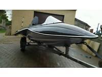 13ft stealthcraft speedboat fishing boat