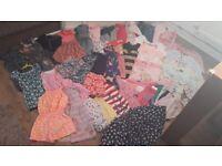 Girls 4-5years summer bundle