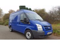 Ford Transit 2.2 TDCi 300 M Medium Roof Van Duratorq 5dr (MWB) * NO VAT TO PAY * *6 MONTH WARRANTY*