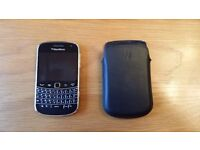 Blackberry Bold 9900 for sale.