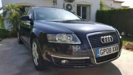 Audi A6 Estate 2.0 TDI 2008
