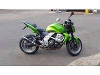Kawasaki z750r abs z750 r