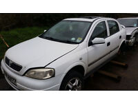 Vauxhall Astra 1.6 8V Breaking for parts