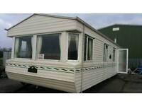 Salisbury 32 x12 Static caravan 2/bedrooms for sale