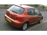 peugeot 307 sport bargain!! cheap run around