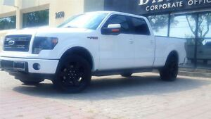 2013 Ford F-150 FX4|Leather|Rev Cam|Navi|Sunroof