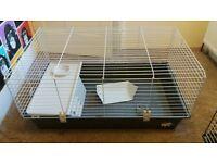 medium indoor rabbit/ guinea pig cage