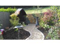 Gro Gardens.Fully Qualified horticulturalist. garden maintenance +landscaping based in Belfast