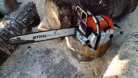 Stihl 038AV Super Chainsaw