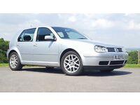 2002 MK4 GTI 5 1.8 Petrol, 150 BHP 3 Owner From New In Same Famil,10Months MOT&Full VW History,