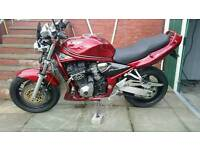 01 bandit 1200 swap for why try me may swap for a nice bike or may evin take a nice car