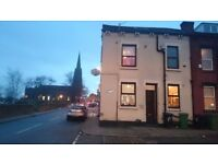 holbeck leeds 2 bed house, f f, dg, g ch, new white kitchen ,full insulation, new refurbish