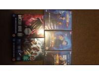 Doctor who dvd boxsets