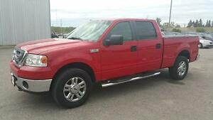 2008 Ford F150 XLT SUPERCREW