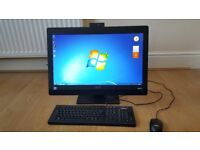 Acer Veriton Z4820G Core i5-6400 4GB 500GB DVD-RW 23.8 Inch Windows 7 Professional All In One
