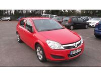 2008 Vauhall Astra Diesel Cheap Car £1290